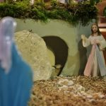 Our Easter Garden: He is risen!
