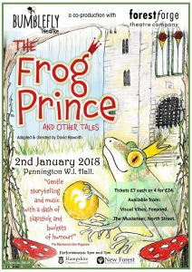 The Frog Prince and Other Tales @ Pennington WI | England | United Kingdom