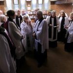 What is the collective noun for a group of clergy?