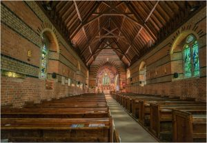The nave (by Steve Walder)